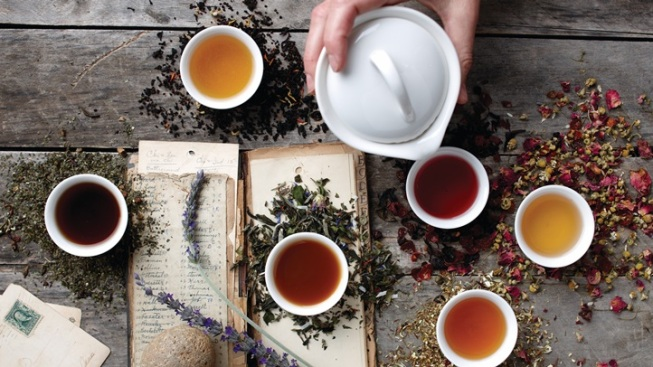 Learn Tea-Blending at the Natural History Museum