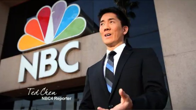 Asian Pacific American Heritage Month: Ted Chen