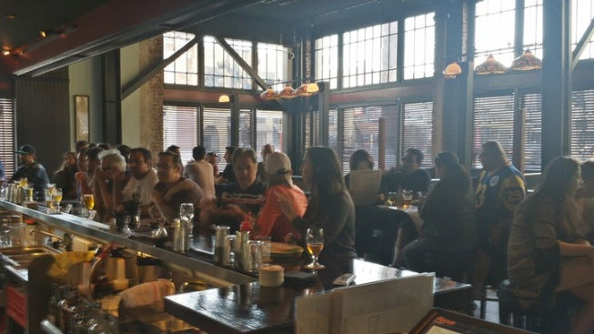 The Greyhound: Highland Park's Newest Hangout