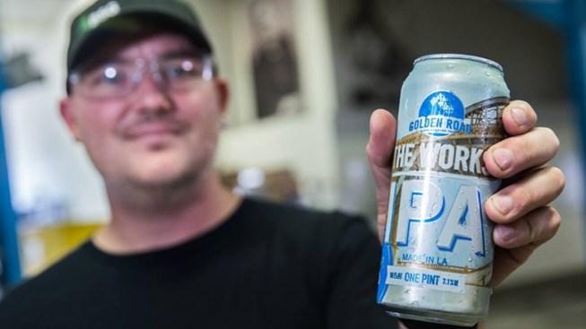 Golden Road Giveback: Craft Beer Helps LA Works