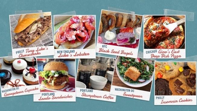 Culinary Road Trip: U.S. Regional Eats Visit LA