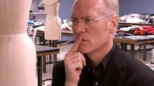 "Fashion Doesn't Matter? ""Poppycock!"" Says Tim Gunn"