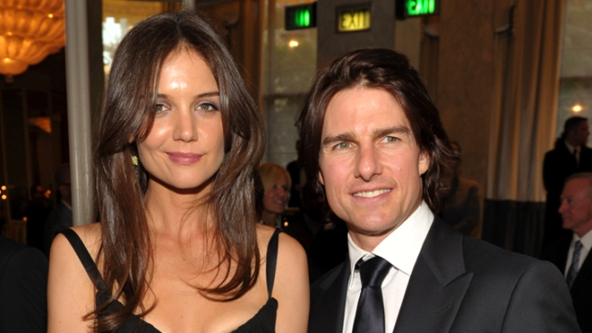 Katie Holmes Throws Tom Cruise A Surprise Birthday Party