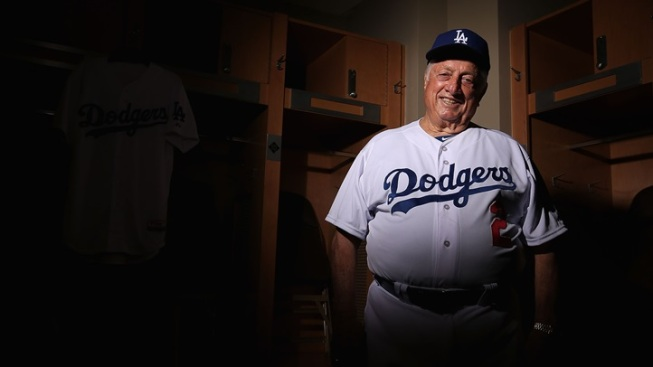 New at Dodger Stadium: Tommy Lasorda's Italian Restaurant