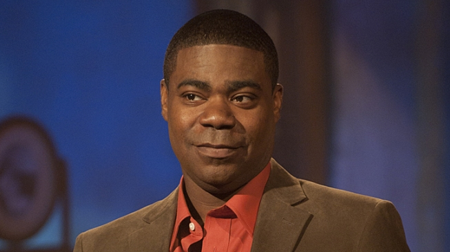 Tracy Morgan Hospitalized After Collapsing at Sundance