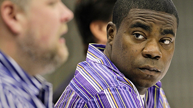 Tracy Morgan's Seriously Sorry