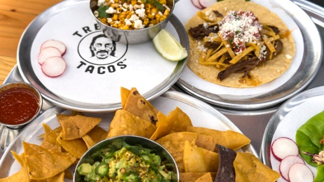 Trejo's Tacos: Headed for La Brea