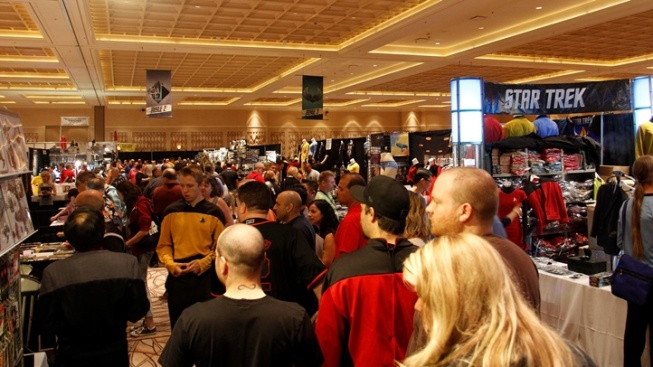 Beam Up: The Official Star Trek Convention