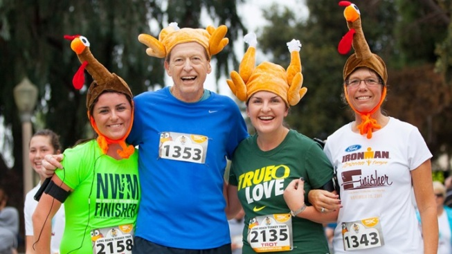 Gobble Gait: Turkey Trot Time