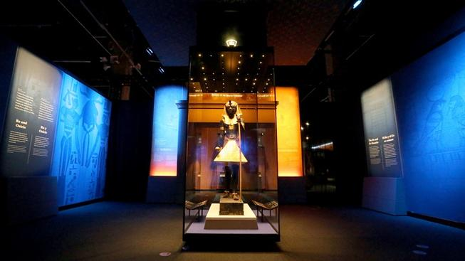 This Week: King Tut Exhibit's Final LA Days
