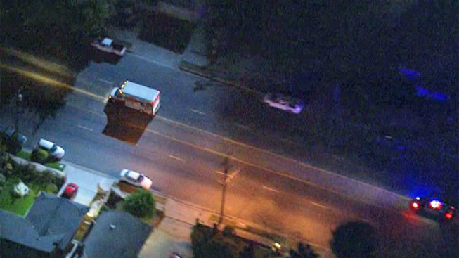 U-Haul Truck Driver Leads LAPD on Pursuit in San Fernando Valley