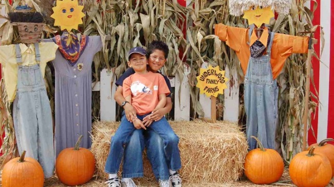 Fall Fest Fun: Underwood Family Farms