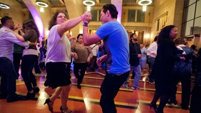 Free: Union Station Salsa Dance Night