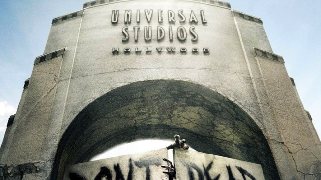 'Walking Dead' Attraction: Universal Date Reveal