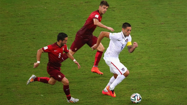 US, Portugal Play to 2-2 Draw in World Cup