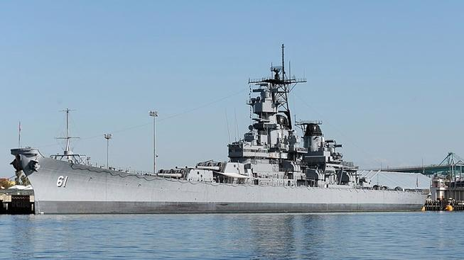 Battleship IOWA to Include New Surface Navy Museum