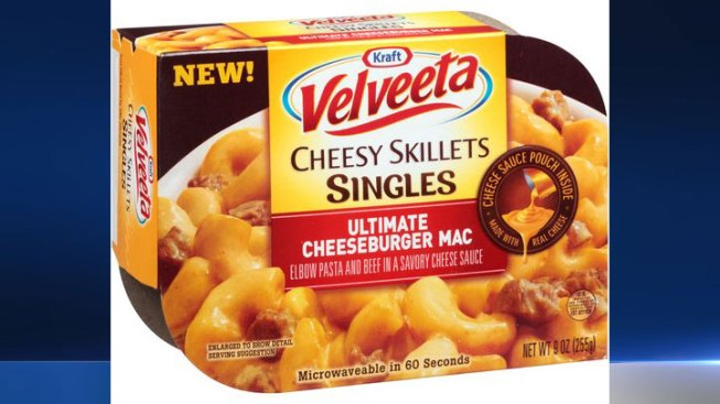 1.77 Million Pounds of Kraft Velveeta Cheesy Skillets Recalled
