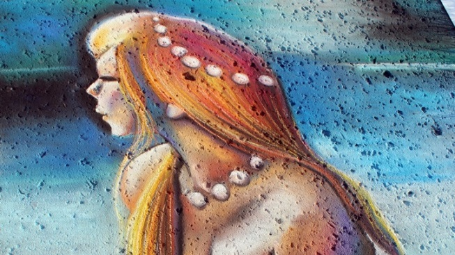 Chalk Art: Ventura Street Painting Festival