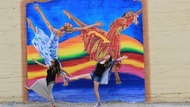 See It: Ventura's Joyful New Mural