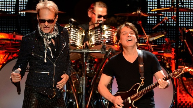Street Closure: Van Halen Rocks Hollywood