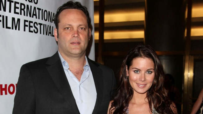 Vince Vaughn Expecting Second Child With Wife Kyla