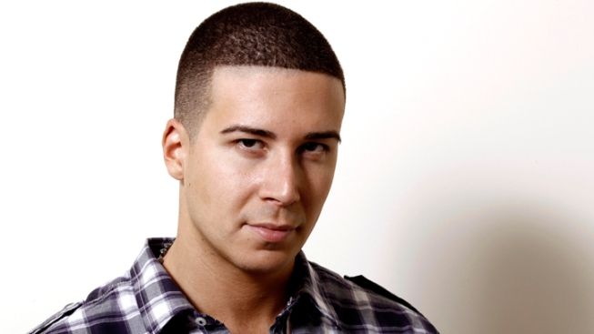 "Did Vinny Leave ""Jersey Shore""?: Report"