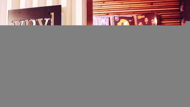 Goodland Hotel: Lobby Record Store