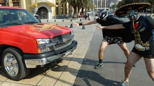 Pedestrians, Ahoy: It's Walktober