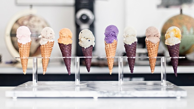 Ice Cream Alley Opens at Smorgasburg LA