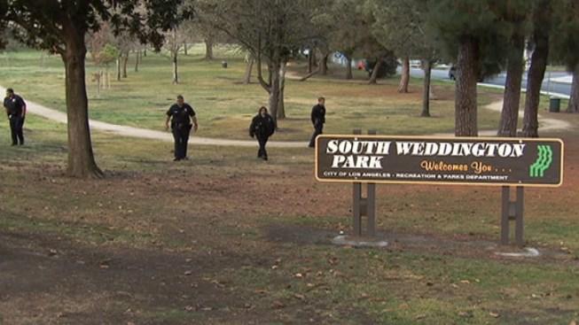 Stabbing Victim's Body Found in Studio City Park