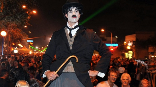West Hollywood Halloween Carnaval: It's Time, SoCal