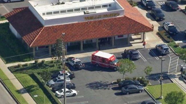 Masked Gunman Robs Granada Hills Wells Fargo, Escapes