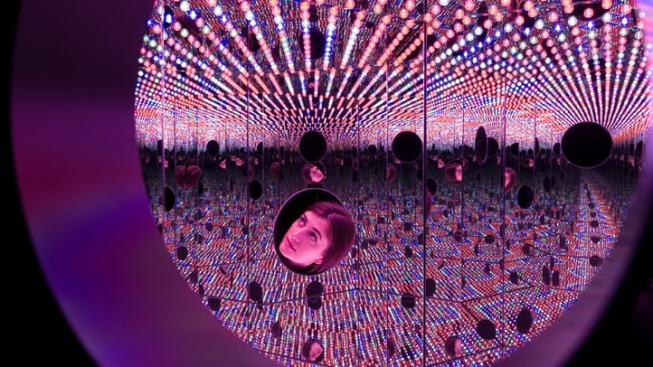 Magical: The Broad Adds a Second Kusama Infinity Room