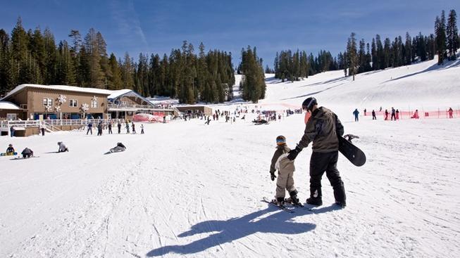 Yosemite Ski Fun Begins Super-Soon