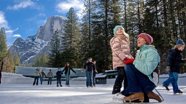 Rink-tastic Times Are Ahead in Yosemite Valley