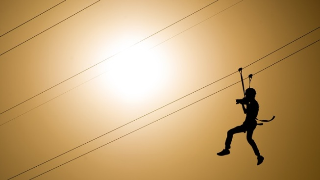 Runyon Canyon to (Maybe One Day) Host Zip-Lining