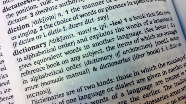 "Oxford English Dictionary Gets Tech Savvy, Adds ""Tweet"" and ""Big Data"""
