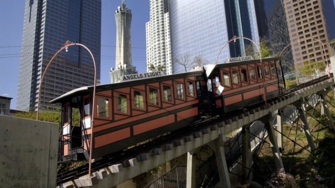 Ride Angels Flight for a Penny