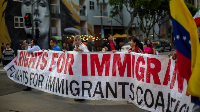 California Lawmakers Agree to Health Benefits for Immigrants
