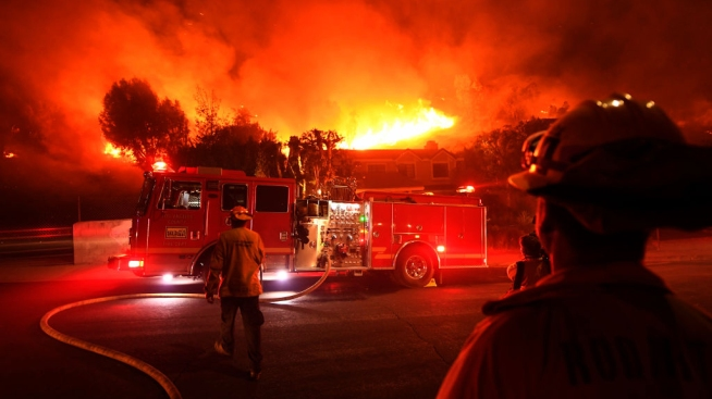 List: California's Most Destructive Wildfires and How They Started