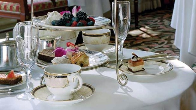 The Fancy 15¢ Afternoon Tea