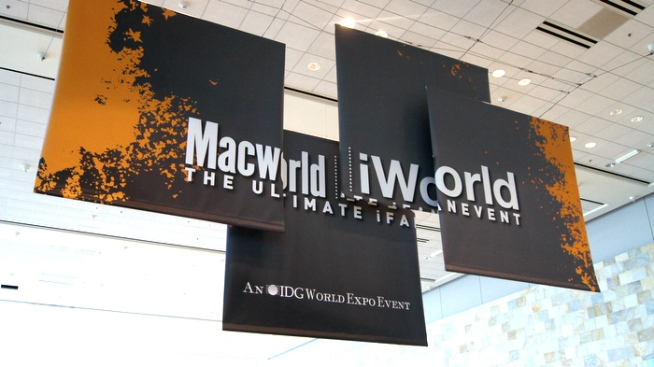 No Macworld/iWorld in 2015