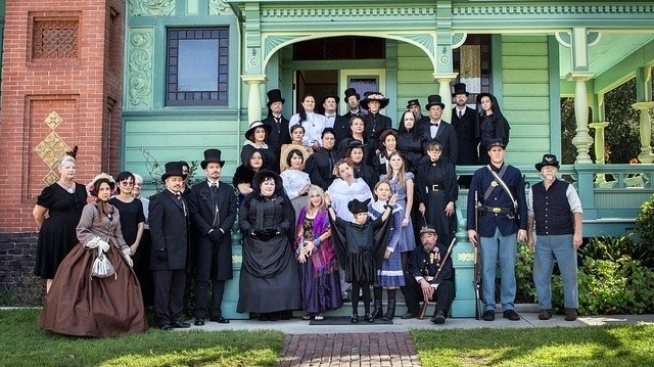 Heritage Square Mourning Tours: Victorian Halloween
