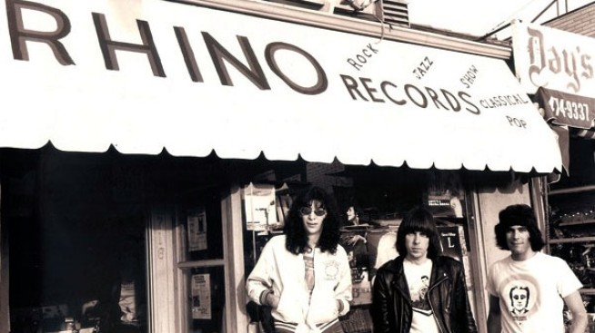 Remembering Rhino Records