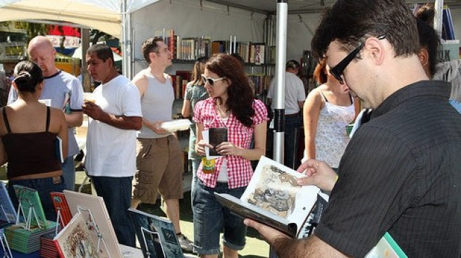 Writer-Reader West Hollywood Hobnob