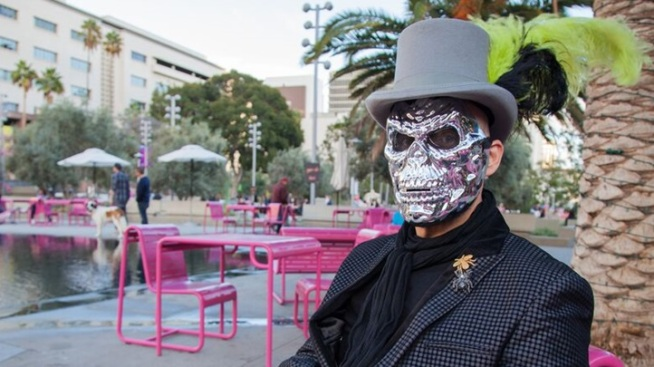 Day of The Dead Around SoCal