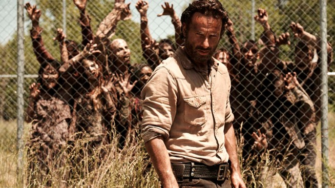 """The Walking Dead"" Alive With Ratings"