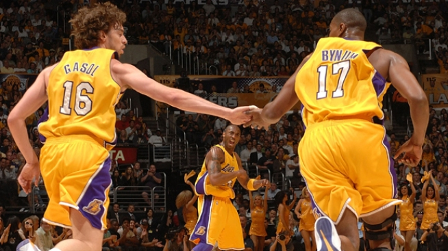 You Can Exhale Lakers Fans; Gasol, Bynum Are Healthy