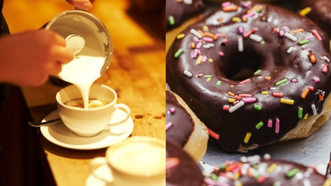 Coffee & Donut Fest Rocks the Dunkable Delights