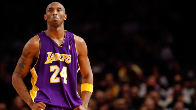 Kobe Scores 61 In Lakers' Win Over the Knicks